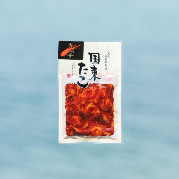 味付国東たこ(キムチ味)