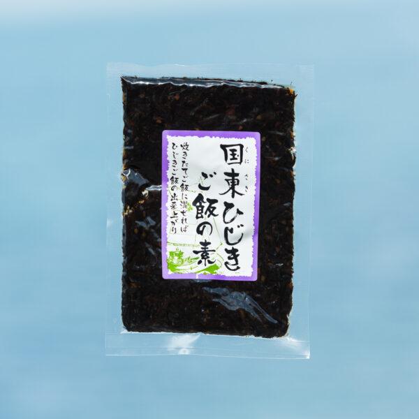 国産天然国東ひじきご飯の素
